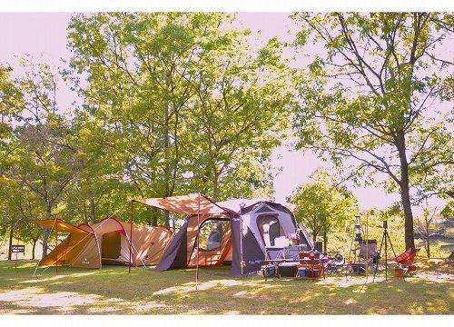 ゆのまえグリーンパレスキャンプ場