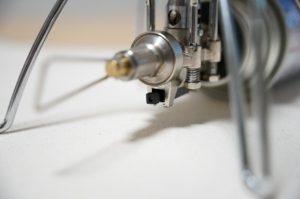 SOTO製のシングルバーナーのメリットを紹介している写真です。