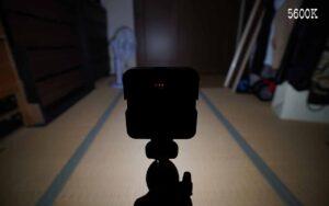 ブログ撮影でおすすめする照明を紹介した写真です。