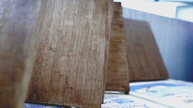 DIYでよく使用する木材の種類を解説しました。